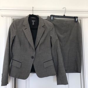 DKNY Suit Jacket and Skirt